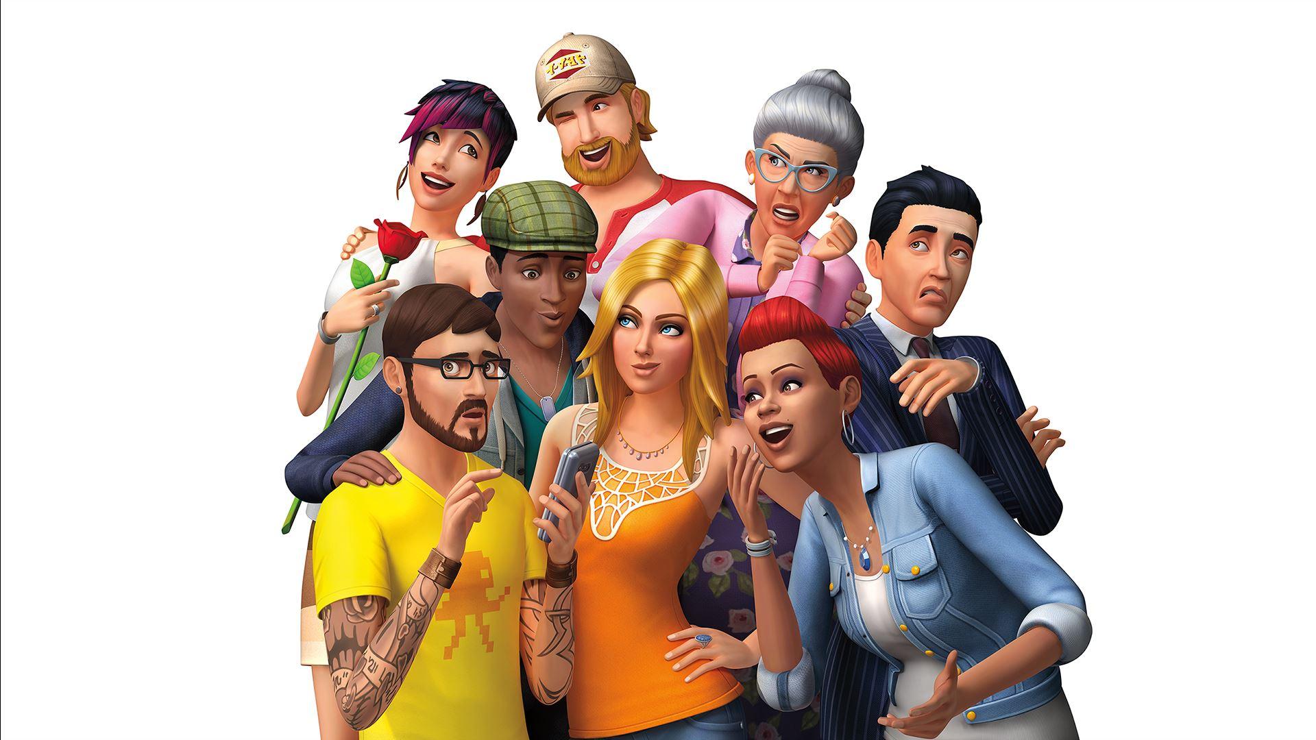 Los Sims 4 llegarán a Xbox One en Noviembre
