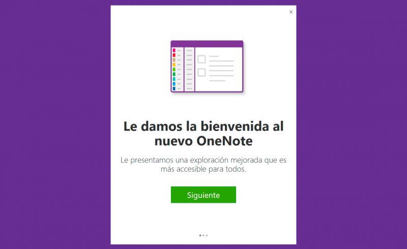 Te contamos lo que trae OneNote para Windows 10 en la Actualización de Octubre