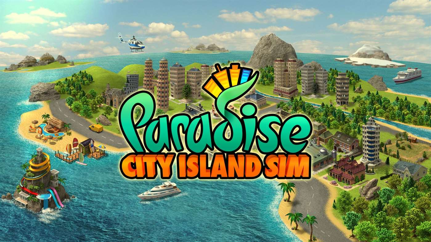 Sim Island Game