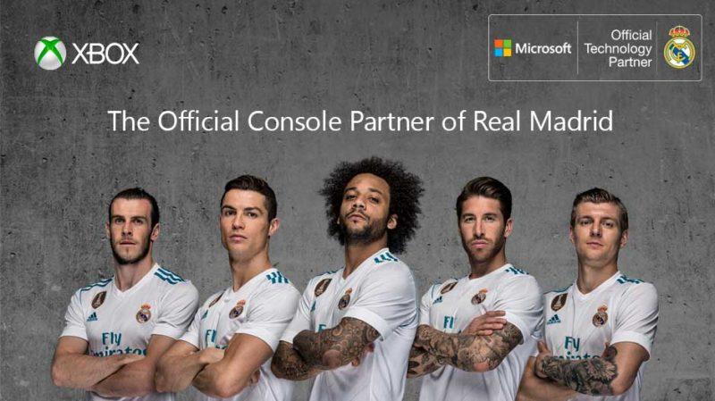 "Xbox One es la consola ""titular"" del Real Madrid"