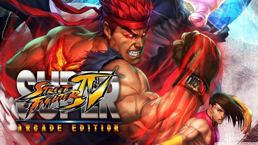 Street Fighter IV arcade edition