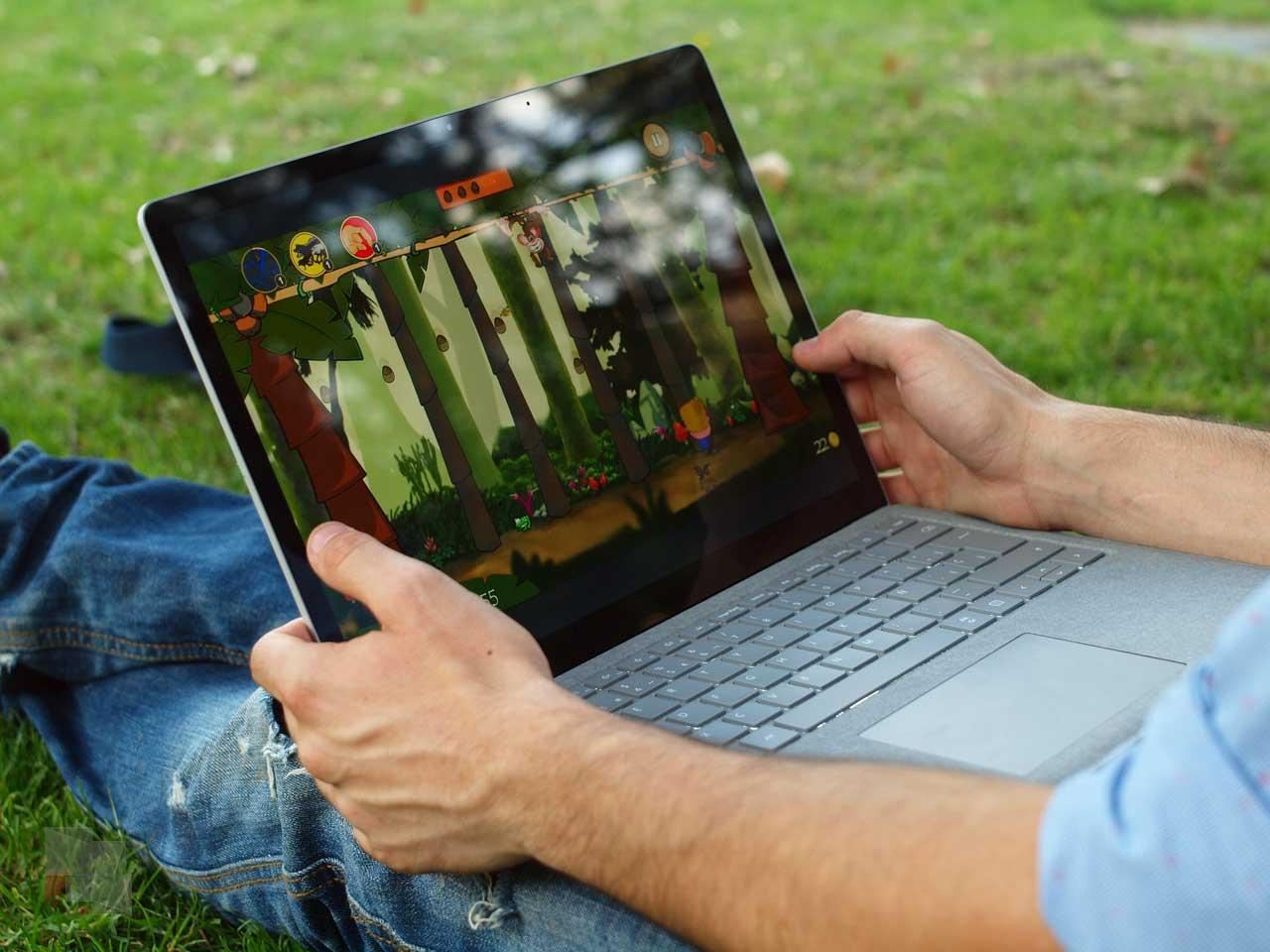 Consigue un Surface Laptop con un 15% de descuento con las ofertas Flash de Microsoft