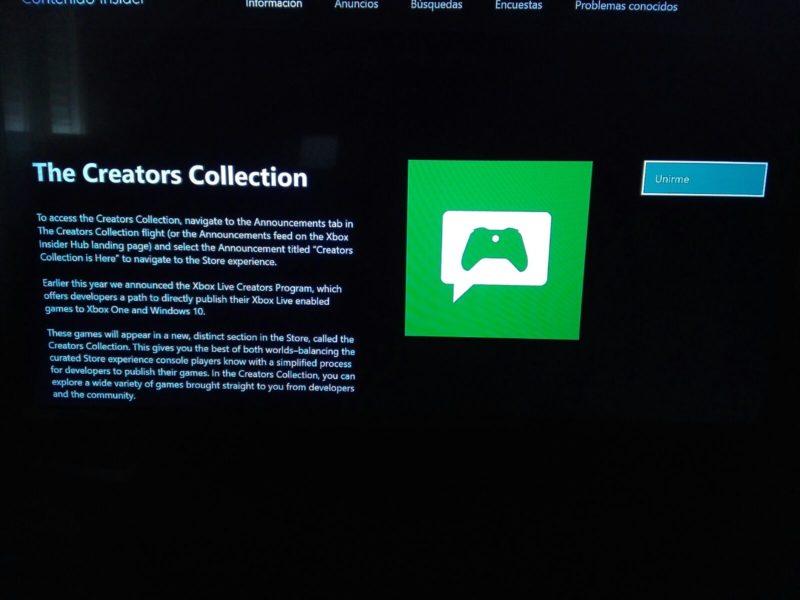 Los primeros juegos UWP llegan al anillo Alpha de Xbox One