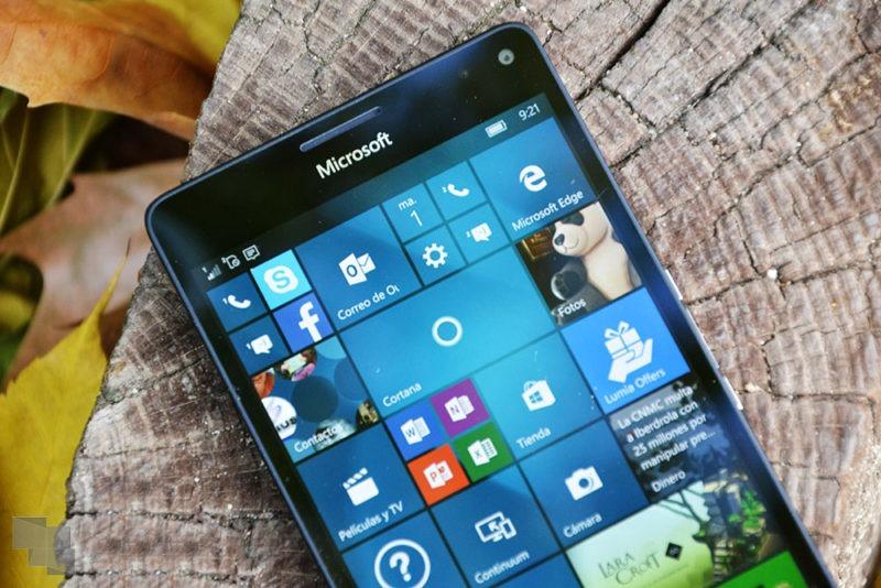 Build 15063.540 ya disponible como acumulativa para Windows 10 Creators Update en PC y Mobile