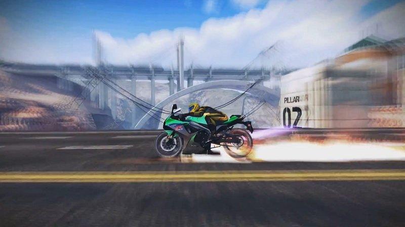 Las motos llegan a Asphalt 8: Airborne