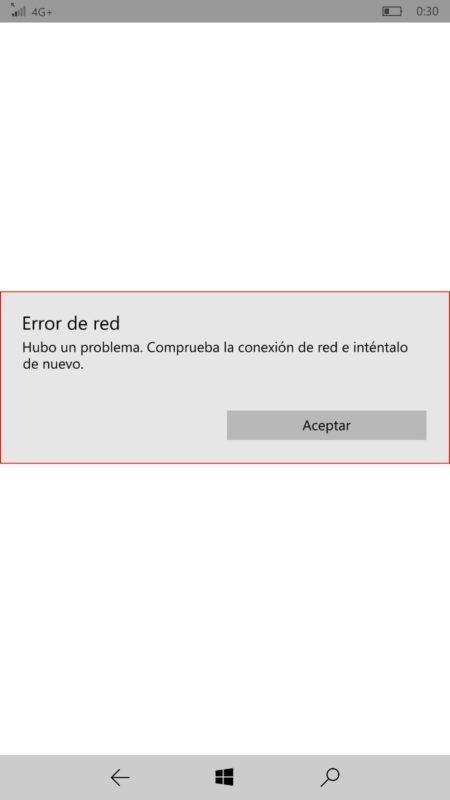 Microsoft Band 2 con problemas de sincronización