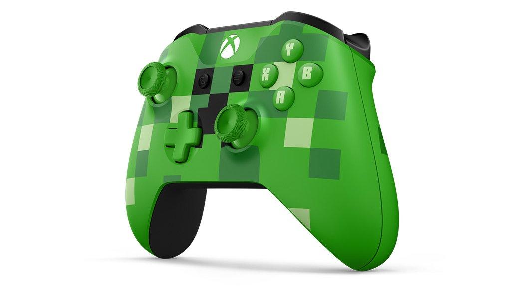 [Gamescom 2017] Nueva Xbox One S Minecraft Limited Edition para el 3 de octubre