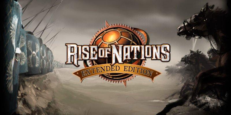 Rise of Nations: Extended Edition ya disponible en la tienda de Windows con Cross-Play