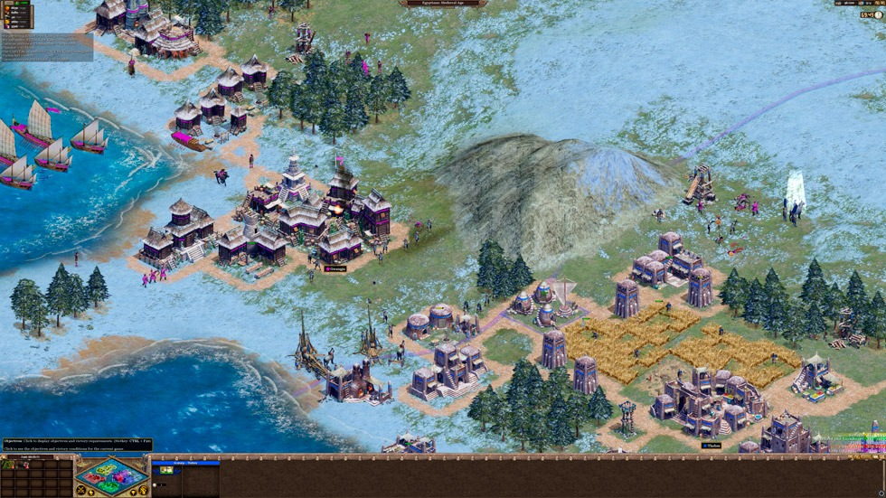 how to play rise of nations extended edition online