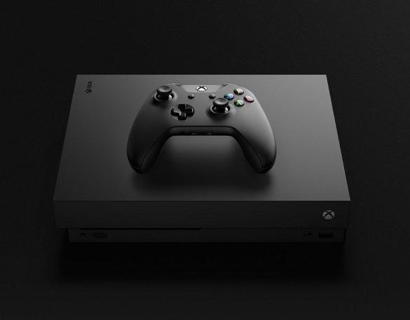 Ya puedes reservar Xbox One X en tiendas Fnac