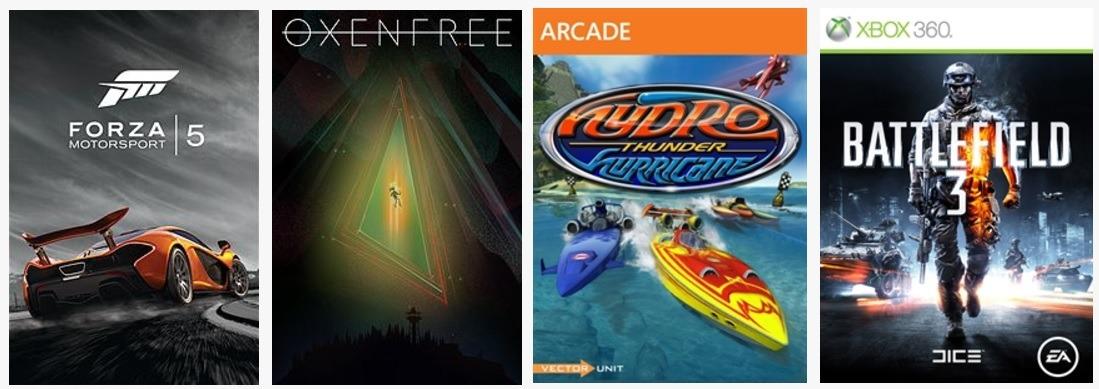 Estos son los Games With Gold de Xbox para Septiembre de 2017