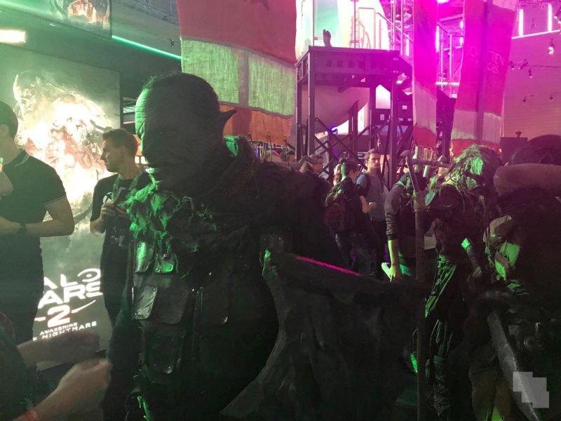 [Gamescom 2017] Presentación de La Tierra Media Sombras de Guerra