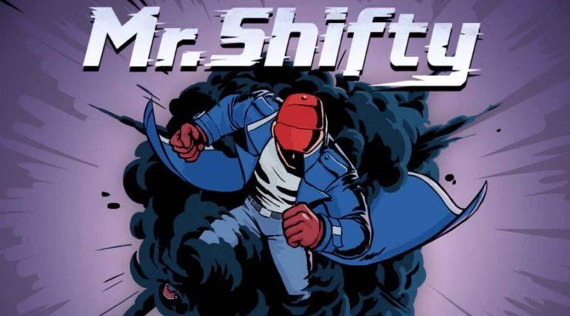 Nos teletransportamos con Mr. Shifty al edificio más seguro del mundo