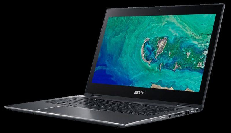 Acer presenta sus nuevos modelos ultraslim y convertibles con procesadores Intel de octava generación.