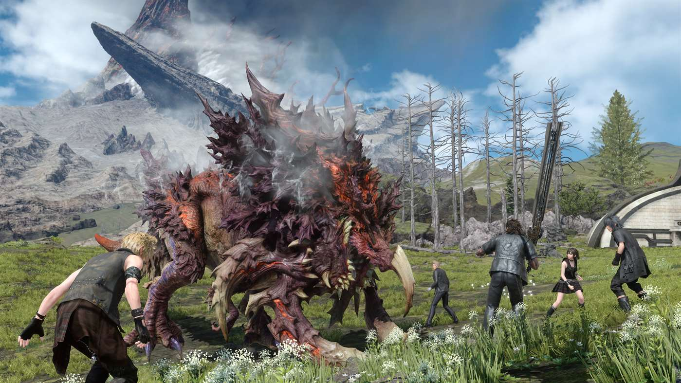 Final Fantasy XV Windows Edition llegará el 6 de Marzo