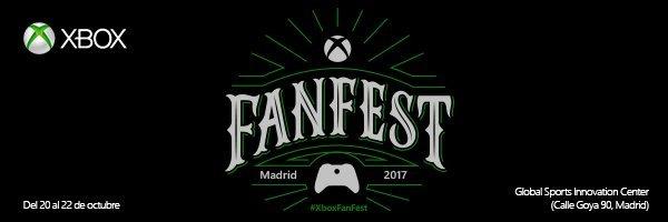 Madrid Xbox FanFest 2017