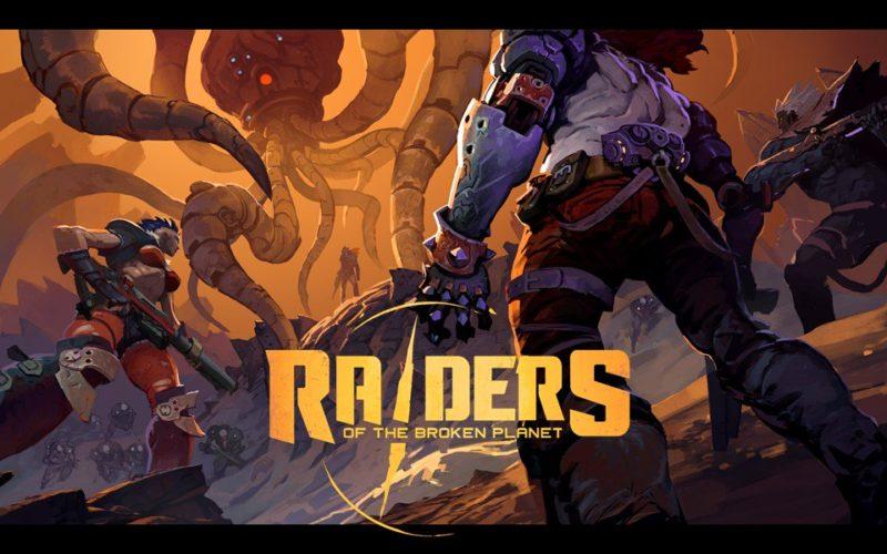 Raiders of the Broken Planet se actualiza para ser mas espectacular en Xbox One X