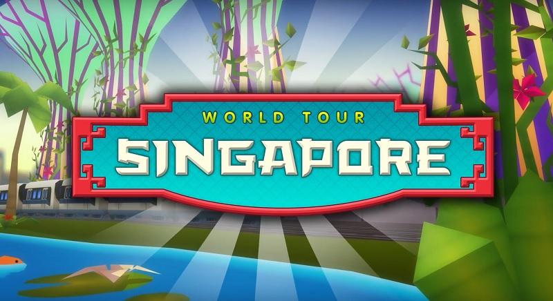 Singapur, nueva parada de Subway Surfers en su nueva actualización