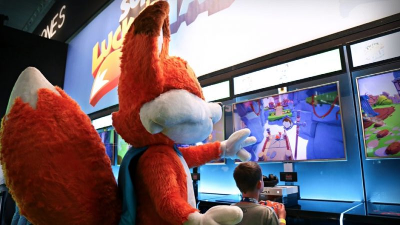 Super Lucky's Tale disponible para reservar en la tienda de Windows como Xbox Play Anywhere