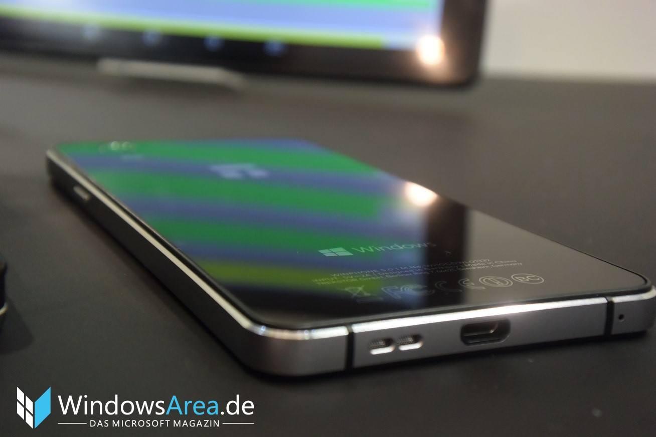 TrekStor busca la machada lanzando el WinPhone 5.0 con Windows 10 Mobile en Indiegogo