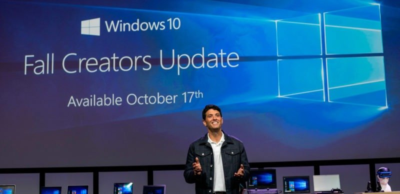 Build 16294 de Windows 10 PC ya está disponible en el anillo rápido