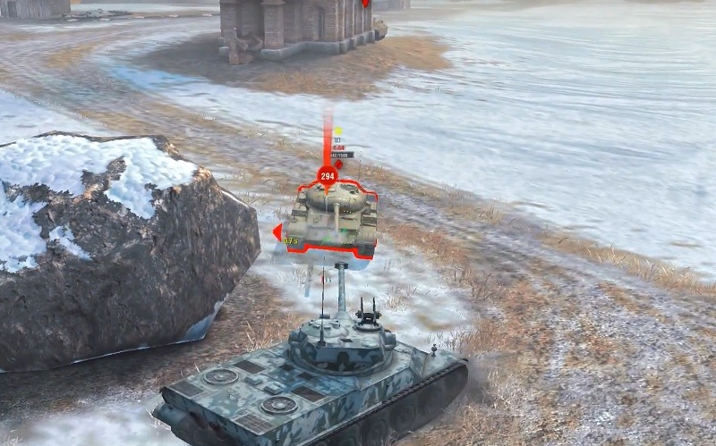 Nuevo escenario y nuevos tanques llegan a World of Tanks Blitz