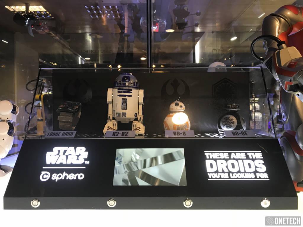 R2-D2 y BB-9E de Sphero y las naves de combate de Propel llegan con el STAR WARS FORCE FRIDAY II