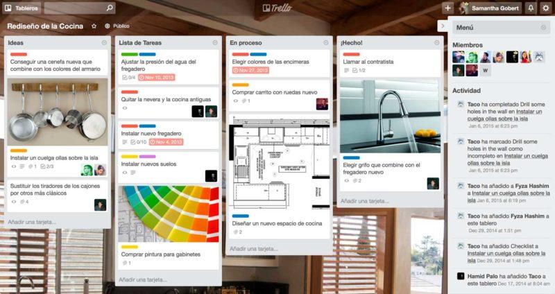 Trello, una nueva app de productividad llega a la tienda de Windows 10