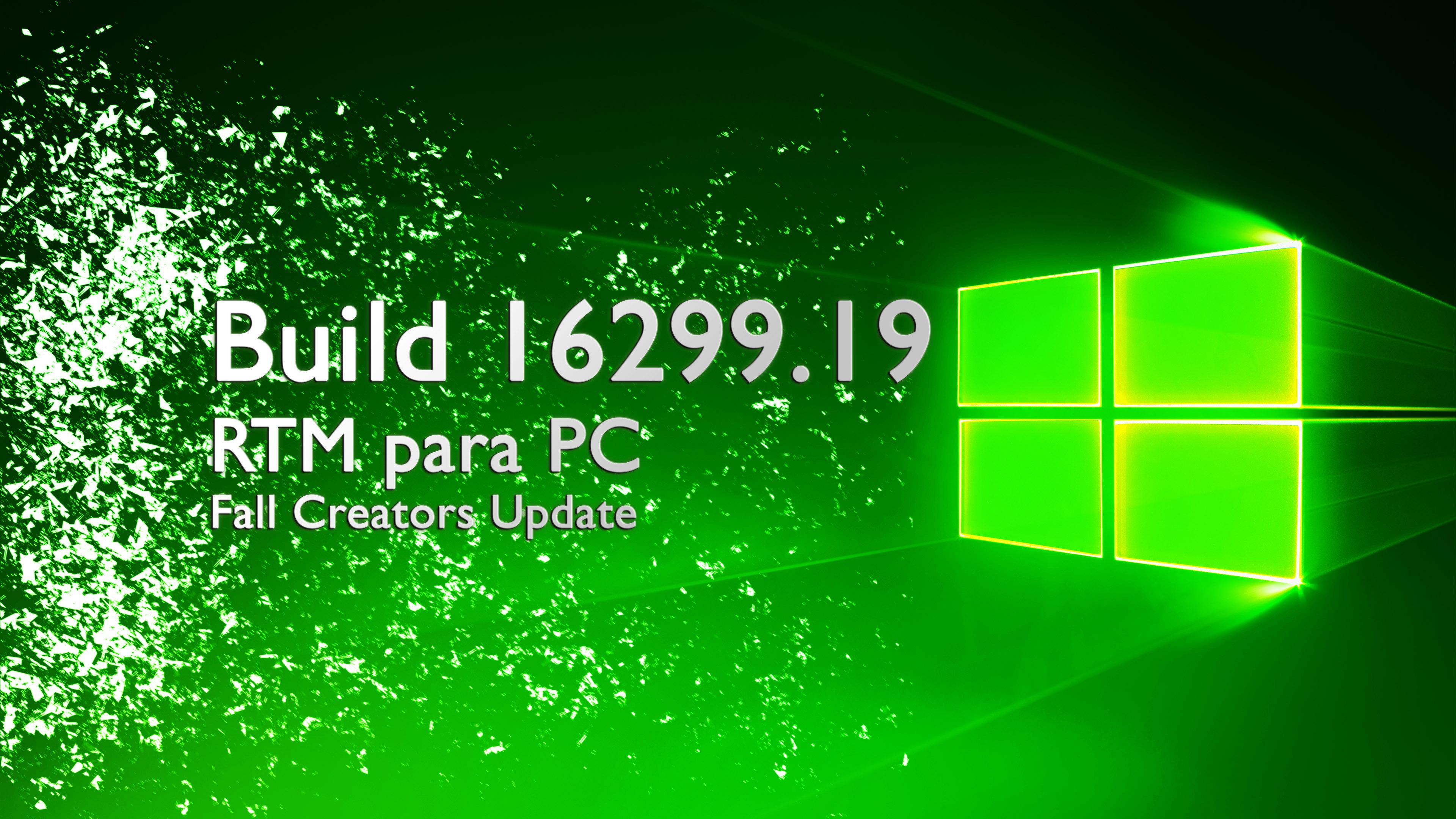Build 16299.19