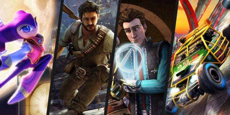 Estos son los Games With Gold para el mes de Noviembre