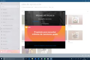 Groove a Spotify 5