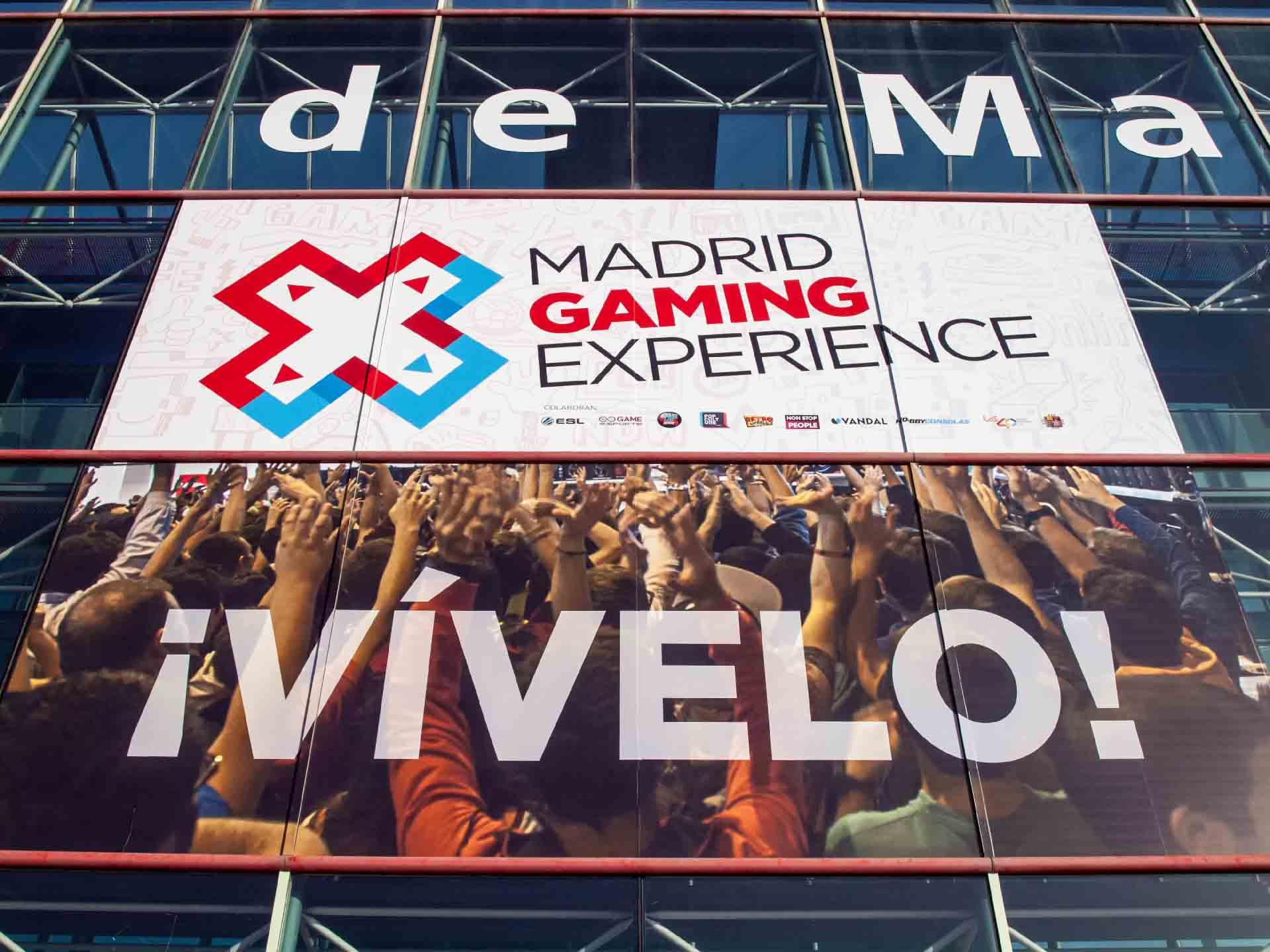 Madrid Gaming Experience 2017, te contamos nuestro paso por este evento