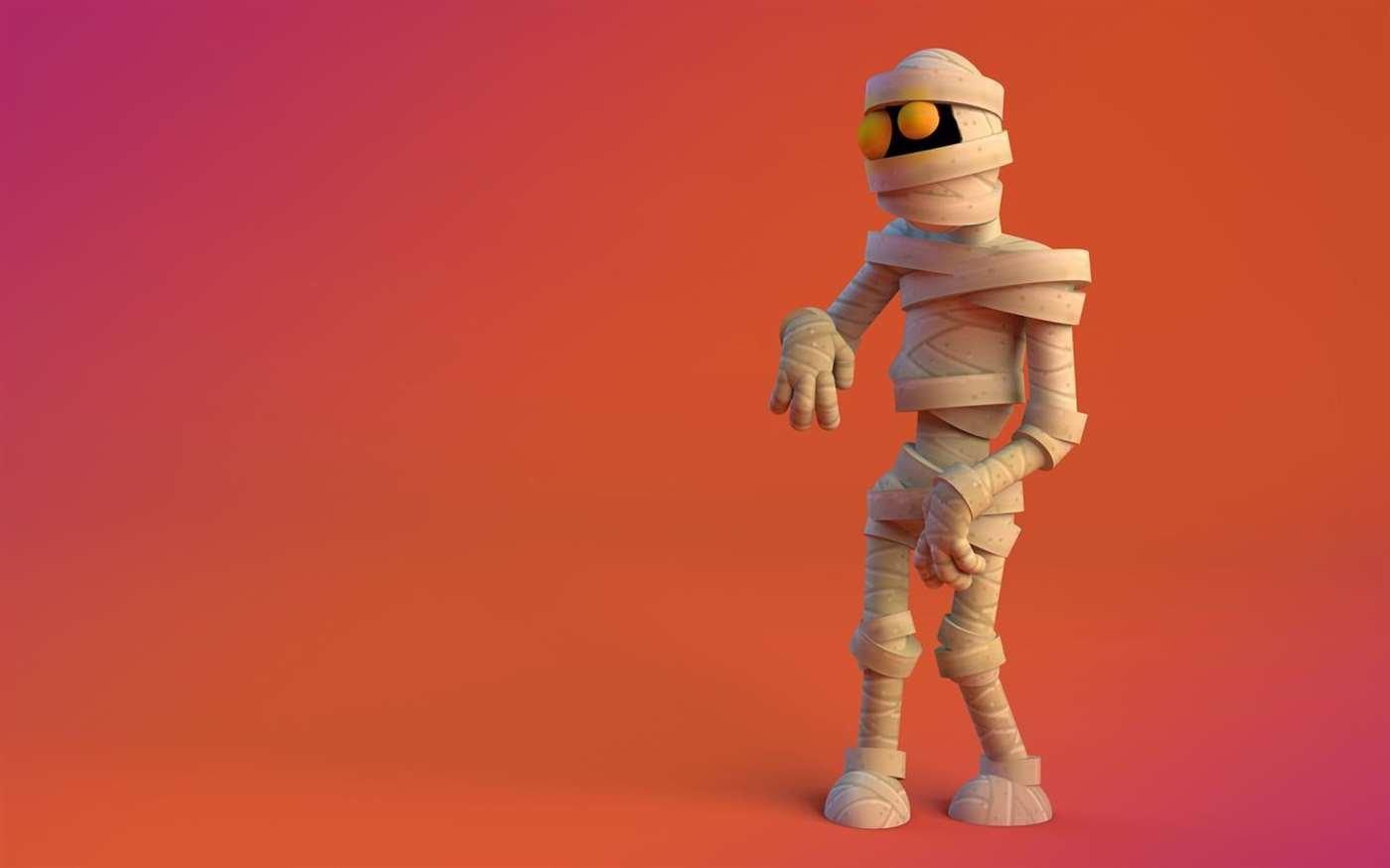 Paint 3D Creatures alguna nueva expansión de Microsoft™ para Windows™ 10