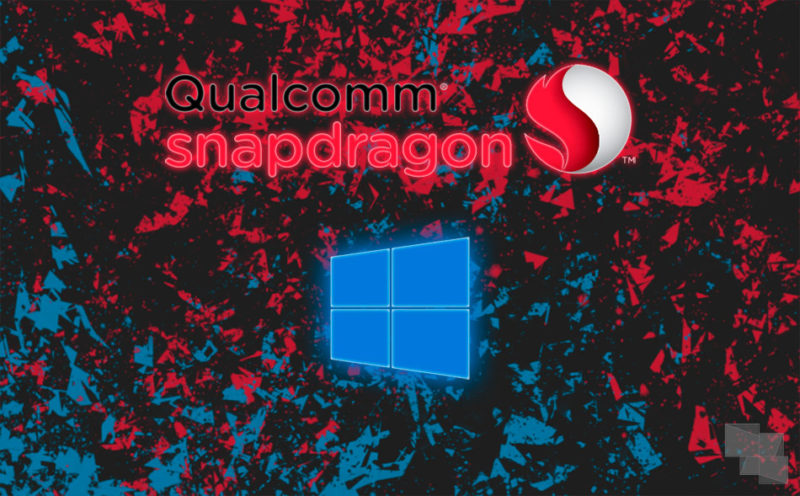 Qualcomm Snapdragon 835 funcionando en dispositivos Windows 10