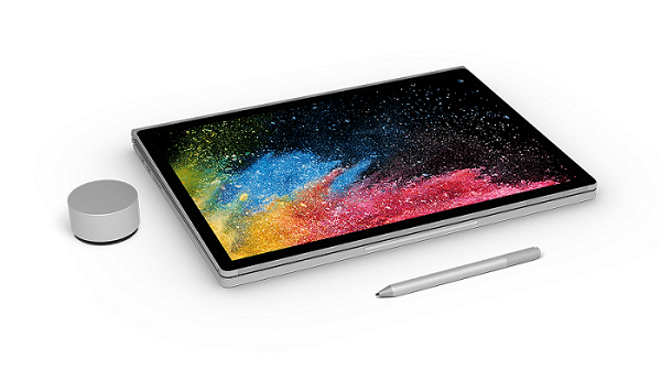SORPRESA: Microsoft nos presenta la nueva Surface Book 2
