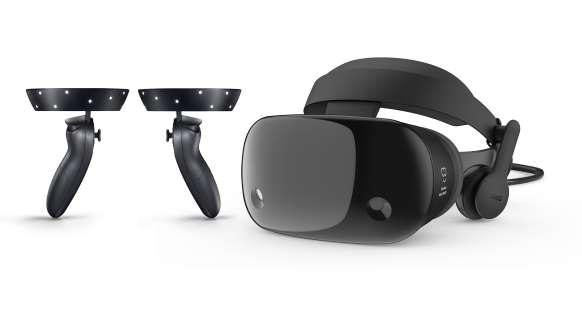 Odyssey las gafas de realidad mixta de Samsung para Windows 10