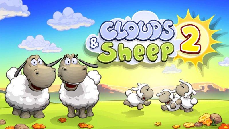 Clouds & Sheep 2, un título con logros Xbox al 50% de descuento