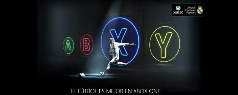 Xbox y fútbol... una magnífica combinación