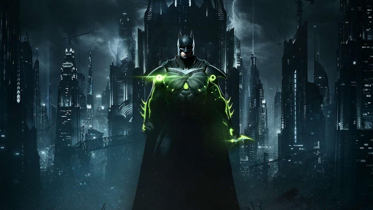 Injustice 2 ya está disponible para PC en la tienda de Microsoft