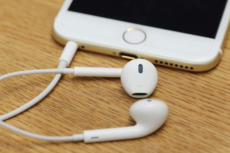 Iphone-headset