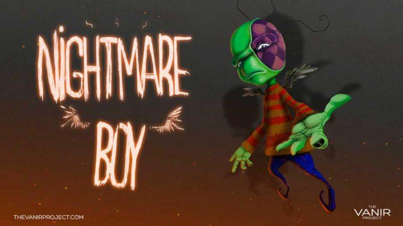 """Sorteo de tres códigos digital para Nightmare Boy. """"Tú eliges la plataforma que prefieras"""" [Ya tenemos Ganadores]"""