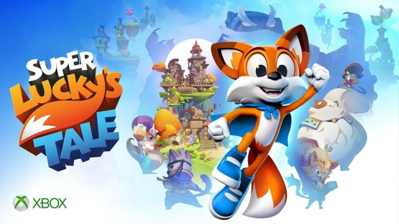 Super Lucky's Tale ya disponible para Xbox One y PC