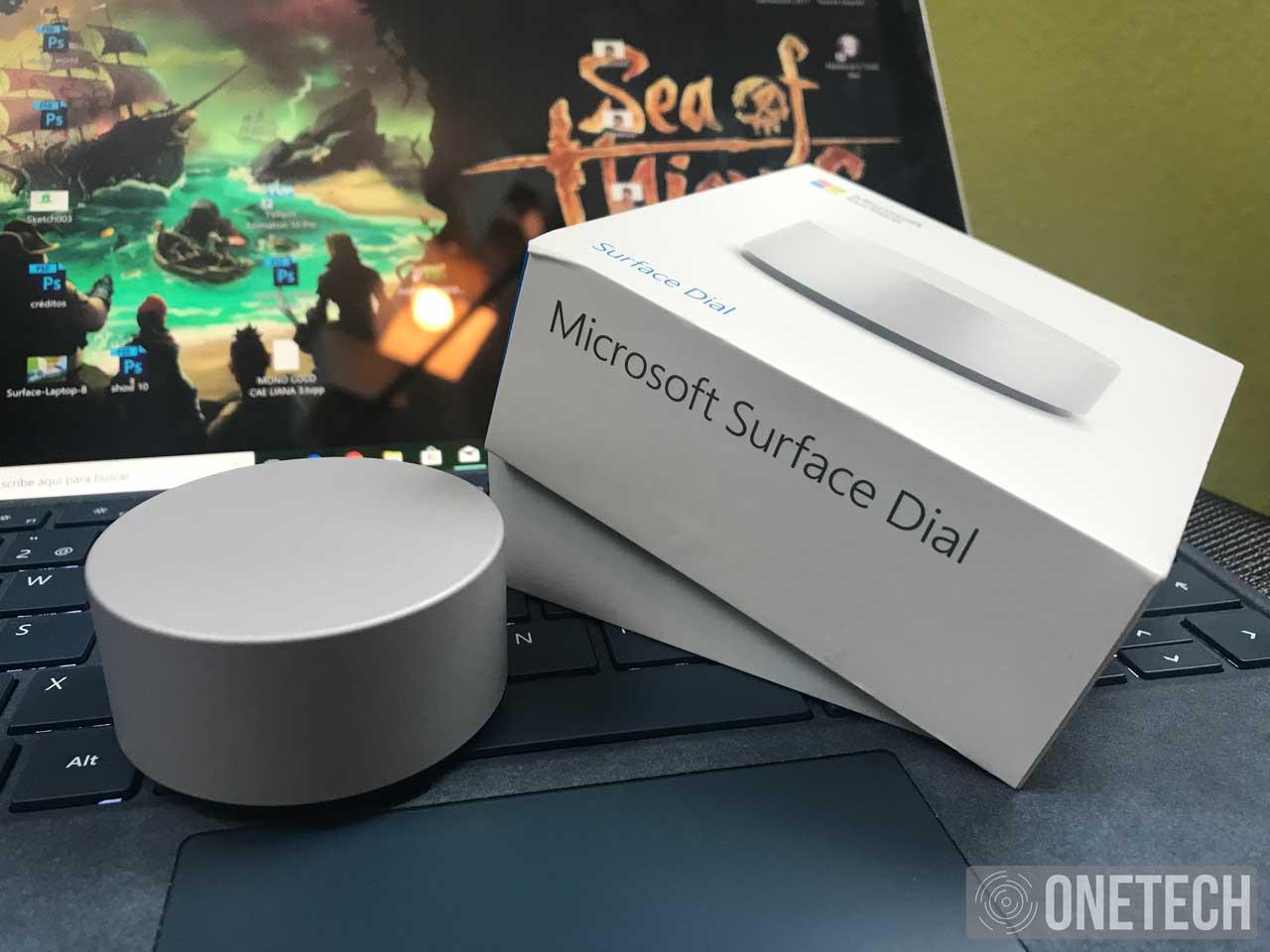 Analizamos el Surface Dial, la herramienta perfecta para los creativos
