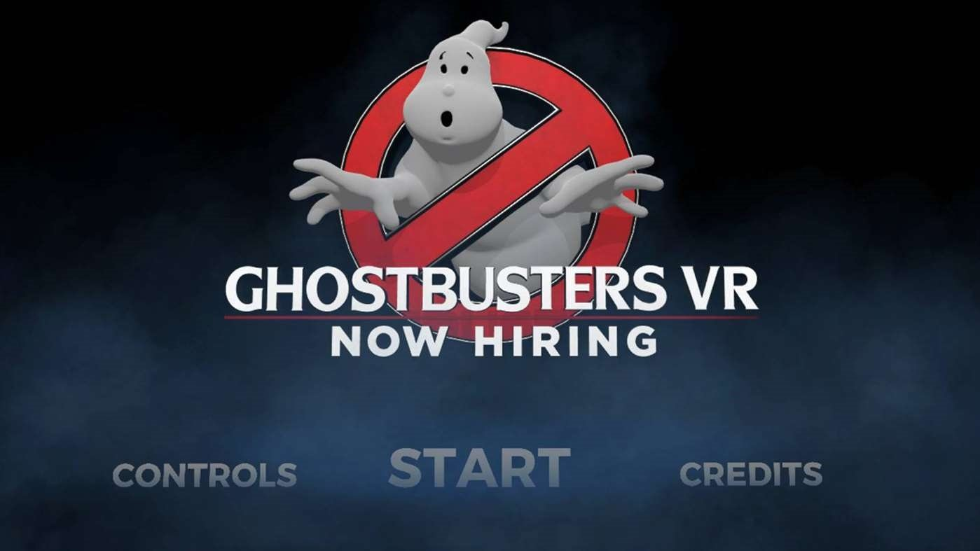 ghostbuster vr windows