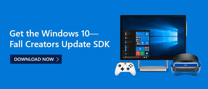 El SDK de la Fall Creators Update de Windows 10 corrompe los paquetes generados para la Microsoft Store