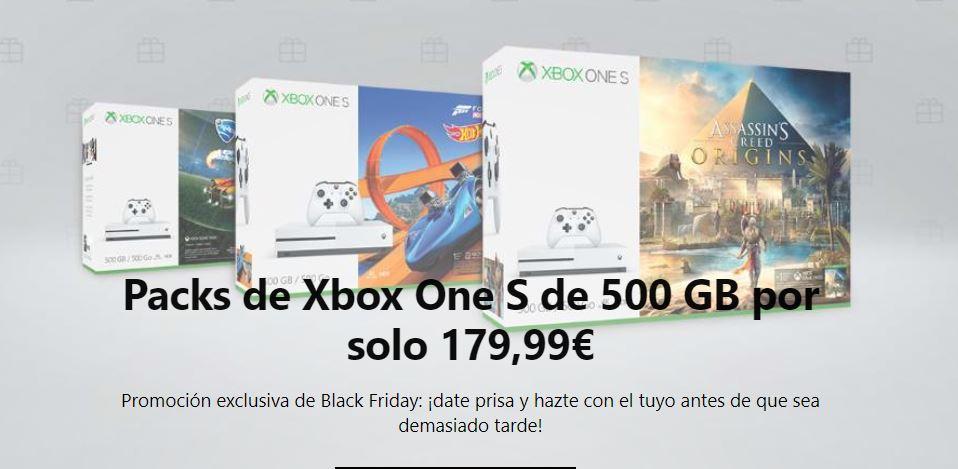 No te pierdas las ofertas de Microsoft en Surface y Xbox del Black Friday