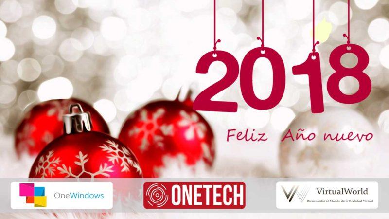 Os deseamos un feliz Fin de año y prospero 2018