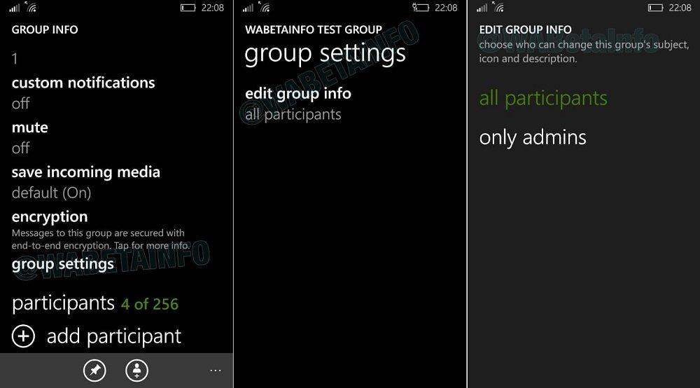 Whatsapp prepara varias novedades para su aplicación para Windows