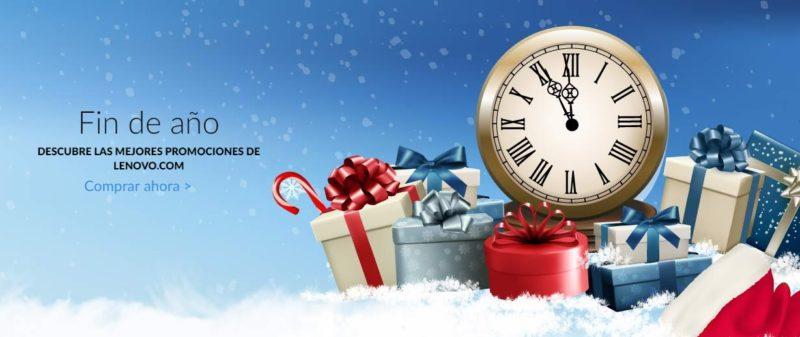 Lenovo te ayuda en tu compra para el día de Reyes