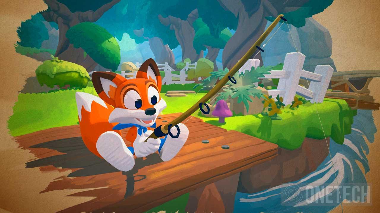 Super Lucky's Tale, analizamos a la nueva mascota de Microsoft